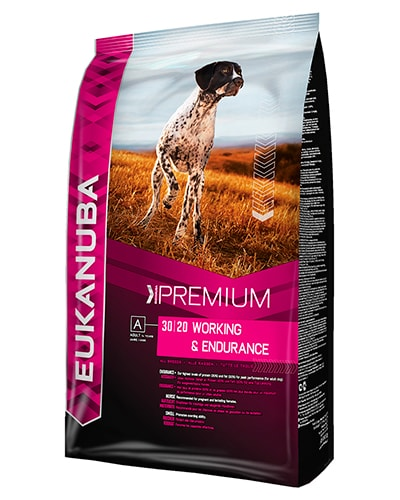 Avbildet: Eukanuba Working & Endurance