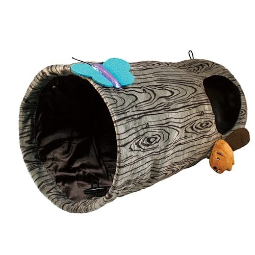 Avbildet: Kong Cat Play Spaces Burrow kattehule
