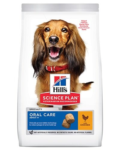 Avbildet: Hill's SP-Canine Adult Oral Medium Chicken