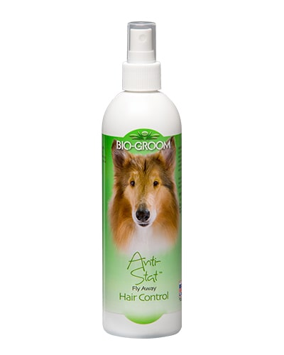 Avbildet: Bio-Groom Anti-stat Hair Control spray