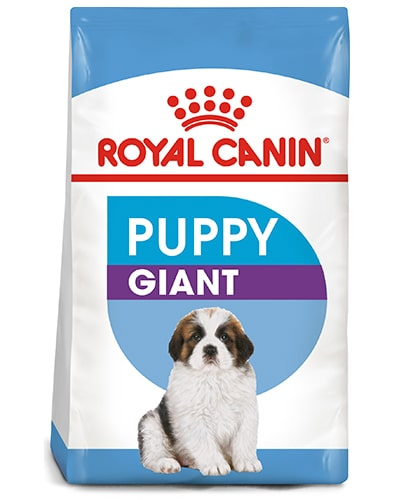Avbildet: Royal Canin Puppy Giant hundefôr