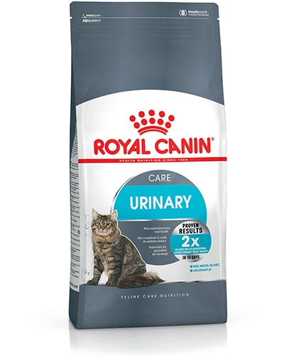 Avbildet: Royal Canin Urinary Care kattemat