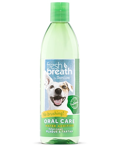 Tropiclean Oral Care Water Additive - tannpleie til hund