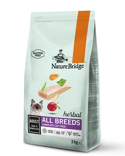 Nature Bridge Adult All Breed 2kg Min