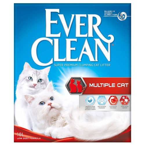 EverClean - Multiple Cat, 10l