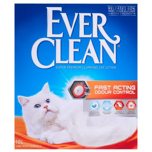 EverClean - Fast Acting Odour Control, 10l