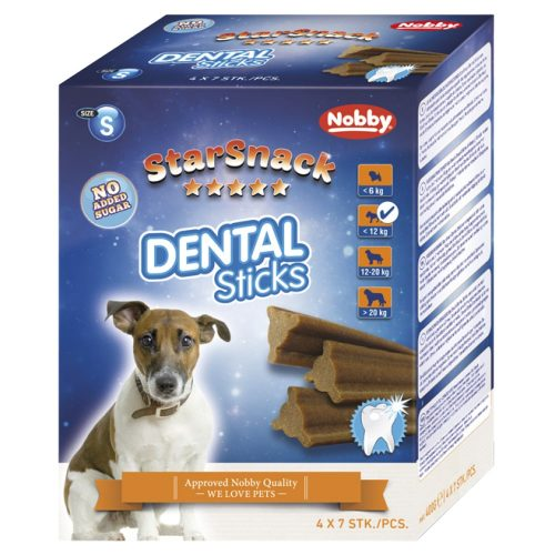Nobby - Starsnacks Dental Sticks - Small