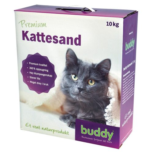 Buddy Kattesand - Original
