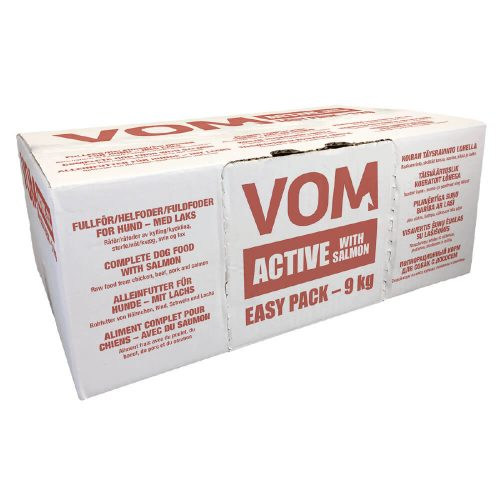 Avbildet: VOM - Active - Salmon - Easy Pack
