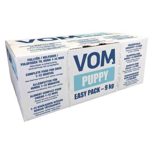 Avbildet: VOM - Puppy - Easy Pack